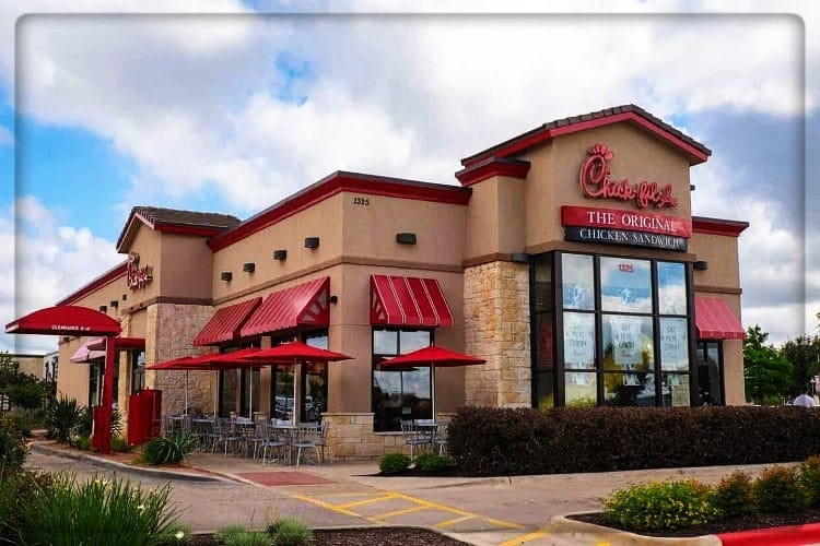 Chick-fil-A Store