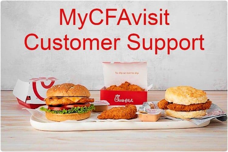 MyCFAvisit Customer Support